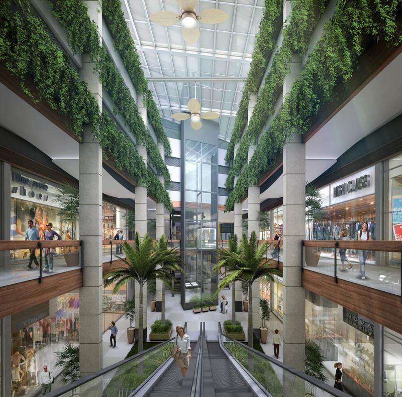 Edificio Square Garden