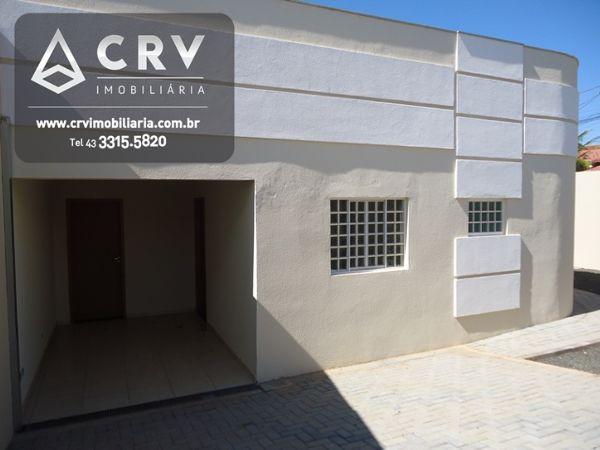 970190, Casa de 3 quartos, 87.0 m² à venda no Jardim Monte Sinai - Londrina/PR