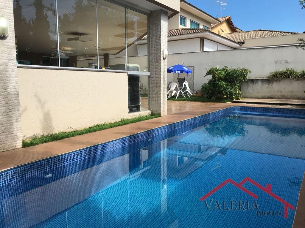Jardins Monaco Sobrado 03 Suites 270m Construção