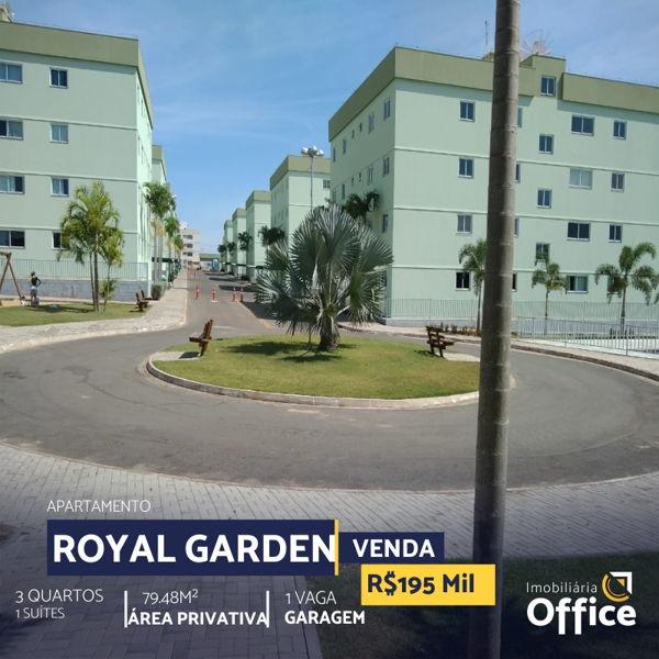 Residencial Royal Garden